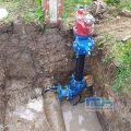 Tano Guzmán anuncia la colocación junto a la Depuradora del segundo hidrante contraindencios para el entorno del pinar