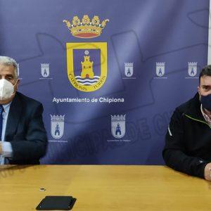 Luis Mario Aparcero aborda con el jefe de Demarcación de Costas  prioridades municipales