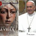 La Semana Santa de Sevilla llega al Papa y al diario Clarín de Argentina