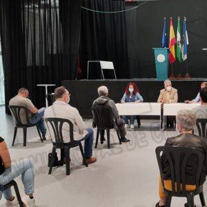 Echa a andar el grupo de personas que se encargará de impulsar los Presupuestos Participativos de Chipiona