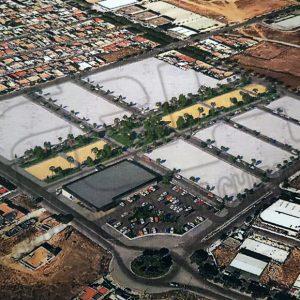Pepe Mellado anuncia la concesión de la licencia de obras para la construcción de un supermercado Aldi en la Unidad de Ejecución 5