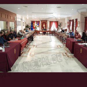 El pleno municipal institucionaliza el 7 de julio como Día de Chipiona