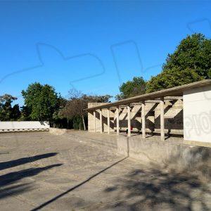 Isabel  María Fernández se congratula de que el  Plan Dipu-Inver permita adecuar el espacio escénico del Parque Blas Infante