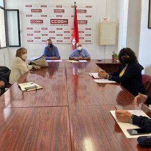 IU reitera su apoyo al mantenimiento y refuerzo del empleo en Correos y promoverá iniciativas en los ayuntamientos y en la Diputación Provincial