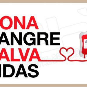 Llamamiento a dar vida donando sangre el martes 4 de mayo en Chipiona