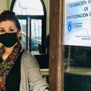 Isabel María Fernández se congratula por las 29 solicitudes para integrar el grupo motor de los Presupuestos Participativos de Chipiona