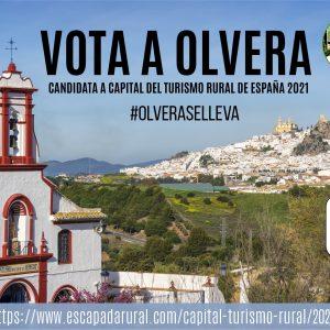 Olvera, entre los diez pueblos finalistas a convertirse en Capital del Turismo Rural 2021