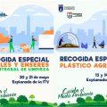 Laura Román anuncia dos recogidas especiales de plásticos agrícolas y muebles y enseres en el explanada de la ITV en las próximas semanas