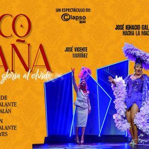 Paco España llega a Madrid   del 24 al 27 de junio  en el Teatro Marquina