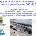 Celebrada la primera conferencia virtual TsunamiReady Chipiona sobre la prevención de maremotos en la costa de Cádiz