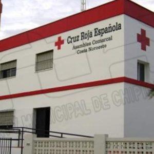 Cruz Roja de Chipiona hace llegar 46.000 kilos de alimentos a  1.809 personas