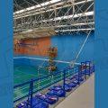 Puesta a punto de las instalaciones deportivas municipales de Chipiona