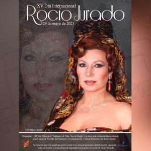 La asociación RJ La más Grande celebrará este sábado el Día Internacional de Rocío Jurado