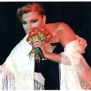 Rocío Jurado ya planificaba su museo en 1992 el año de Azabache en la Expo