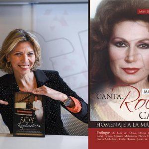 Nueva edición actualizada del libro 'Canta Rocío canta' de Marina Bernal en los 15 años del fallecimiento de Rocío Jurado