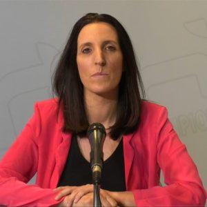 Isabel Jurado anuncia que la Junta ya tiene un borrador de la norma que regularía el marisqueo deportivo