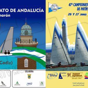 La vela protagonista este mes de junio en Chipiona con dos campeonatos de Andalucía
