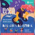 Tano Guzmán presenta Bajamar Festival, una cita musical recuperada por el  Área de Cultura para la Noche de San Juan