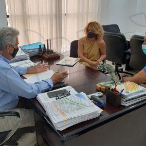 Luis Mario Aparcero informa sobre los siete proyectos presentados al GDR Campiña de Jerez y Costa Noroeste para Chipiona