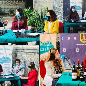 Chipiona ha sido protagonista en la caravana radiofónica de promoción turística 'Andalucía, de Este a Oeste' de la Onda Local de Andalucía