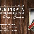 El lunes abre sus puertas en el Castillo de Chipiona una exposición con documentos y fotografías sobre 'Doctor Pirata'