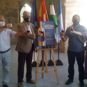 Presentada oficialmente la 51ª edición de la Exaltación del vino moscatel de Chipiona que se celebrará el 13 de agosto