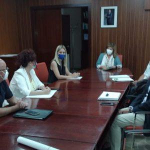 El Consejo de Participación Ciudadana traslada a la Junta la demanda de más médicos y ambulancia permanente en Chipiona