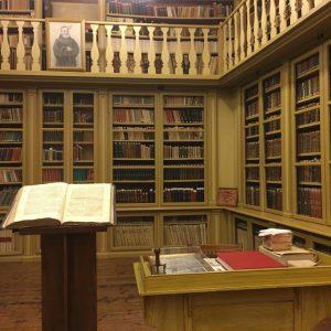 """EL 125 aniversario del fallecimiento del Padre José Lerchundi, acicate para la creación del fondo bibliográfico público """"Sección Histórica Monasterio de Regla"""""""