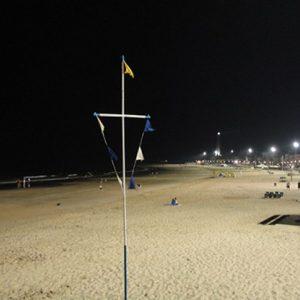Las playas de Chipiona cerrarán desde hoy en horario nocturno mientras la localidad permanezca en nivel 2 de alerta sanitaria
