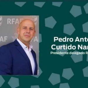 Pedro Curtido: Me tengo que dedicar en exclusiva a mi nueva labor como presidente de la Federación Gaditana de Fútbol