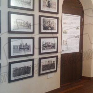 La exposición sobre los orígenes del turismo en Chipiona permanecerá abierta hasta el 15 de septiembre