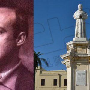 Juan Mellado da luz sobre Manuel Echegoyán, el olvidado autor de la escultura del Padre Lerchundi que fue represaliado por el franquismo