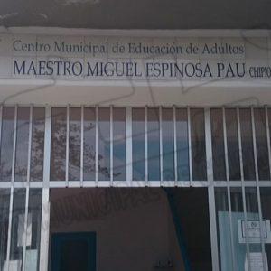 El Centro de Educación de Adultos de Chipiona comienza las clases el 15 de septiembre y mantiene abierto el plazo de matrículas