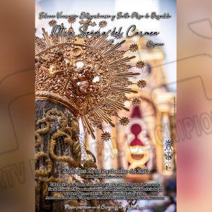 La Virgen del Carmen estará expuesta mañana para su veneración antes de ser trasladada para su restauración