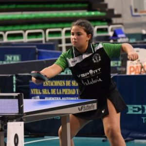 La portuense Alba Sánchez Ogalla logró el título de  Campeona Individual en benjamín femenino en el Torneo Interterritorial de selecciones autonómicas