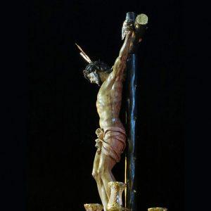 El Cristo de las Misericordias volverá a salir en procesión por las calles de Chipiona el próximo 1 de noviembre