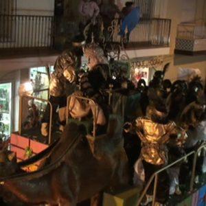 Sus Majestades Los Reyes Magos de Oriente volverán a recorrer las calles de Chipiona el 5 de enero con la tradicional Cabalgata