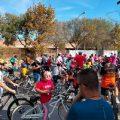 Gran respuesta participativa en el retorno de la gran fiesta de la bicicleta en Chipiona tras el parón de 2020 por la pandemia
