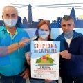 Una plataforma ciudadana lanza en Chipiona una campaña para ayudar a los damnificados de la isla de La Palma