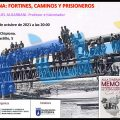 La conferencia 'Chipiona: fortines, caminos y prisioneros' cierra la programación del aula de Memoria Histórica y Democrática