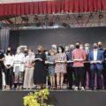 Entregados los premios 'Ciudad de Chipiona 2021' que reconocen la labor de quienes ayudaron en la lucha contra el Covid-19