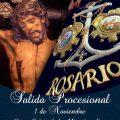 Dado a conocer el recorrido procesional del Cristo de las Misericordias para el próximo 1 de noviembre